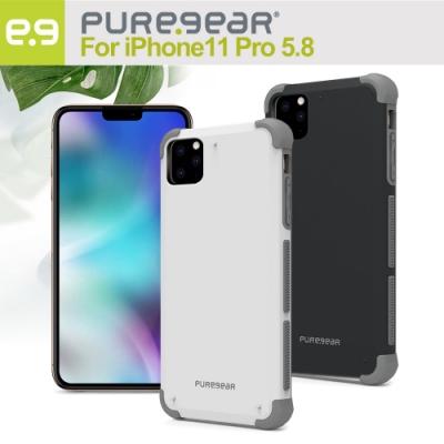 普格爾Puregear For iPhone 11 Pro 5.8 坦克軍規保護殼-黑