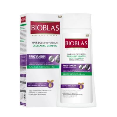 德國沛優絲Bioblas 控油柔絲洗髮露 360ml