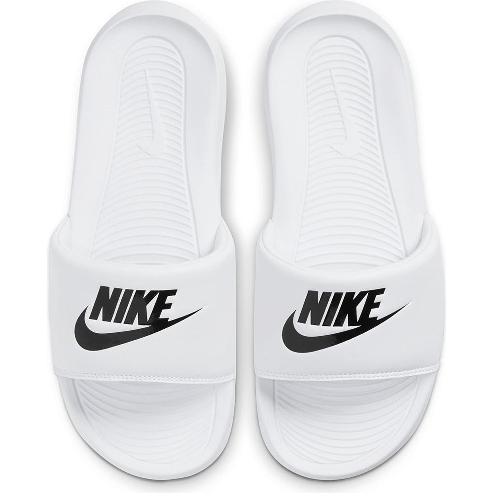 NIKE 拖鞋 運動拖鞋 女鞋 白 CN9677-100 W VICTORI ONE SLIDE
