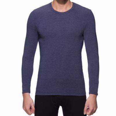 3GUN 時尚經典型男長袖勁熱衣2件組隨機取色