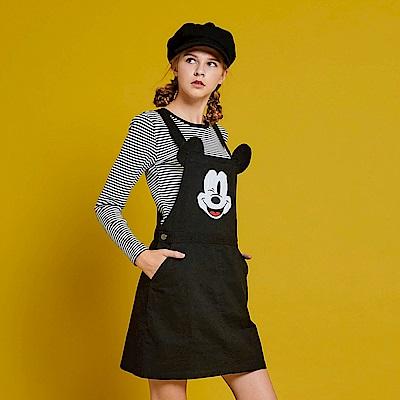 CACO-米奇款吊帶裙-女【RDI051】