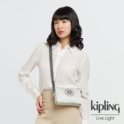 Kipling 質感活躍銀三夾層配件包-CREATIVITY XB