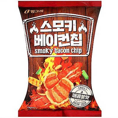 BINGGREE 煙燻培根風味洋芋片(70g)