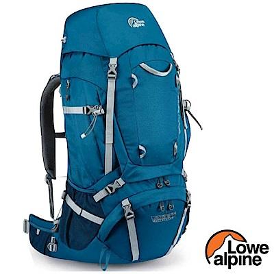 英國 LOWE ALPINE 新款 Diran 65-75 輕量登山健行背包_西洋藍