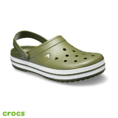 Crocs卡駱馳 (中性鞋) 卡駱班克駱格-11016-37P