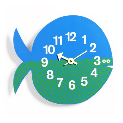 完美主義 動物造型設計款掛鐘/時鐘/壁鐘/鯨魚/大象/貓頭鷹(3款)