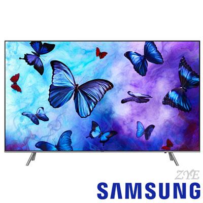 SAMSUNG三星 55吋 4K QLED量子液晶電視 QA55Q6FNAWXZW