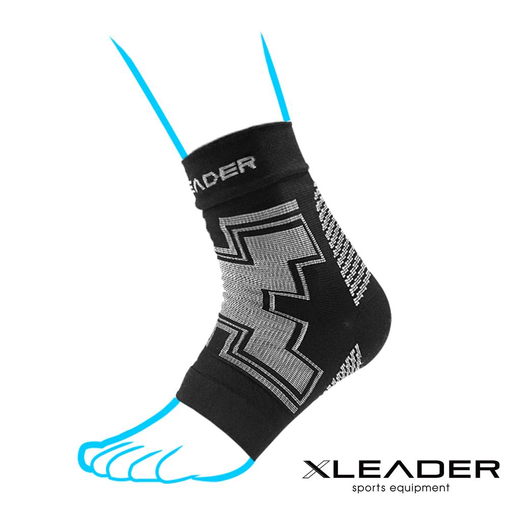 LEADER XW-06 薄型透氣 襪套式壓力護腳踝 踝套 單只入 - 急