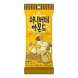 韓國Toms Gilim 杏仁果-蜂蜜奶油味(30g)