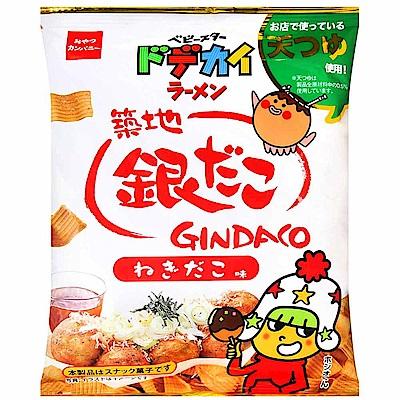 Oyatsu 超大點心麵-蔥章魚燒風味(66g)