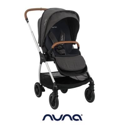荷蘭nuna-Triv嬰兒手推車-時尚黑