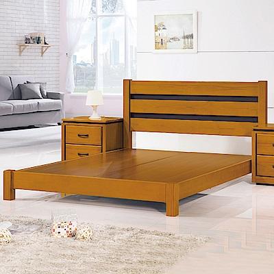AS-華特實木雙人加大6尺床底-180x191x29cm