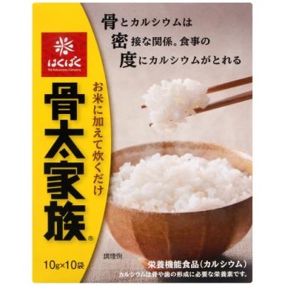 Hakubaku 骨太家族(100g)