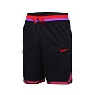 NIKE 男 籃球短褲 黑紅紫