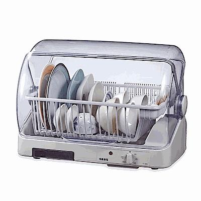 名象桌上型溫風乾燥烘碗機(約八人份) TT-865