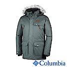 Columbia哥倫比亞 男款-Omni-TECH 防水鋁點保暖羽絨外套-灰色