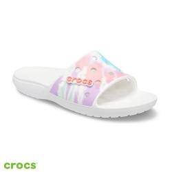 Crocs 卡駱馳 繽紛紮染經典拖鞋