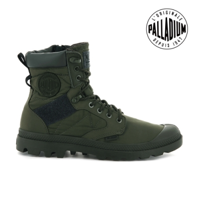PALLADIUM TACTICAL SOLDIER TX經典軍靴-男-綠