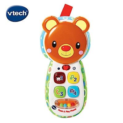 【Vtech】躲貓貓寶寶手機