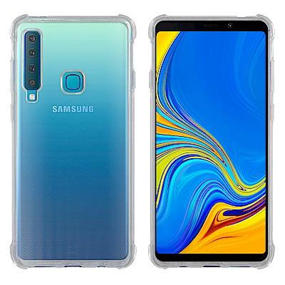 Metal-Slim Samsung Galaxy A9 2018 防摔抗震空壓手機殼