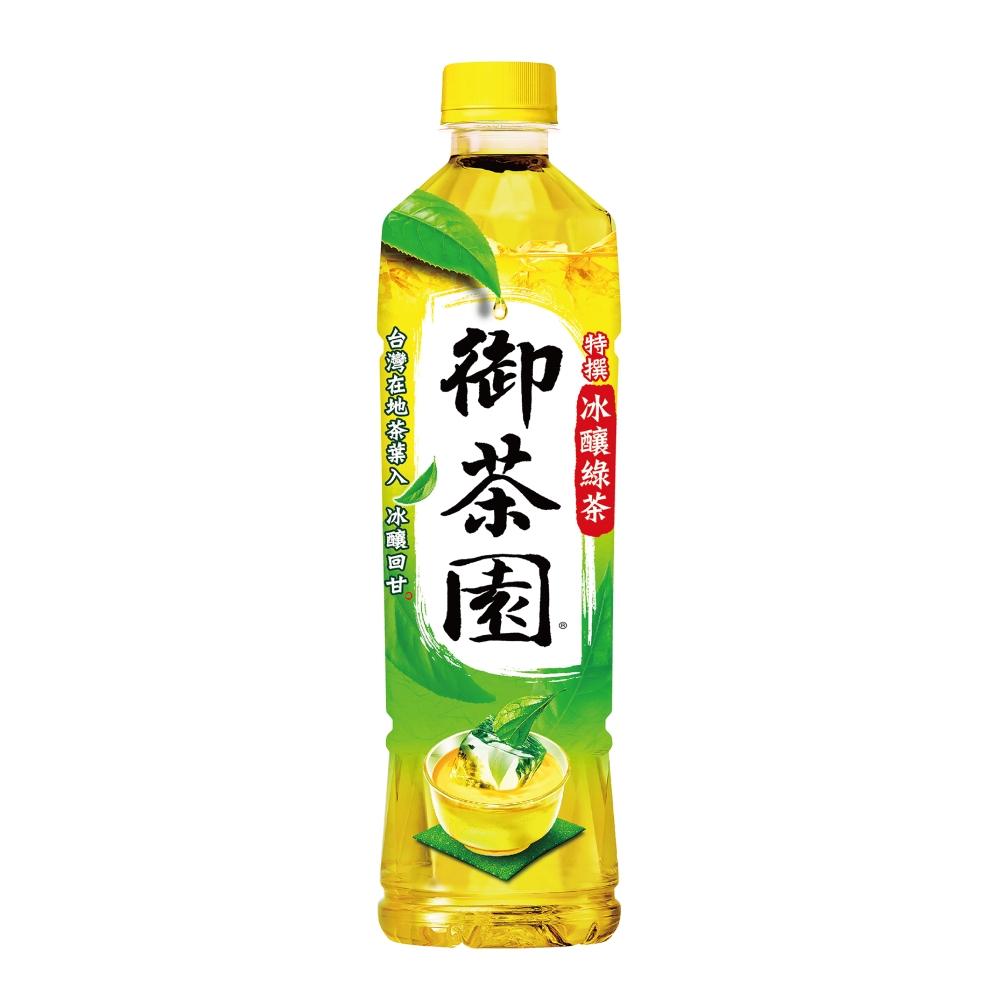 御茶園 特撰冰釀綠茶(550mlx24入)