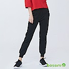 bossini女裝-針織棉褲01黑