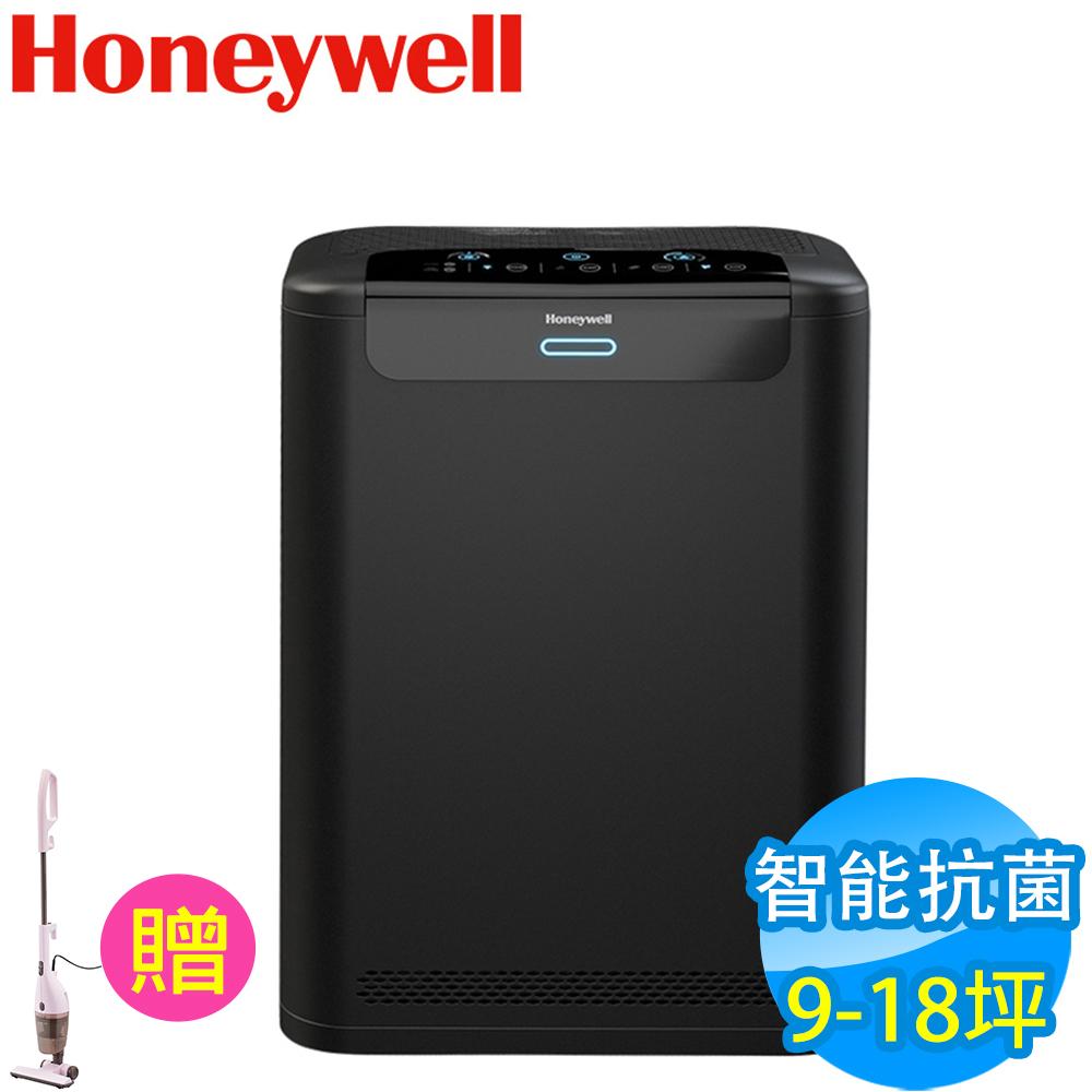 美國Honeywell 9-18坪 超智能抗菌空氣清淨機 HPA600BTW