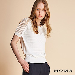 MOMA 簡約毛織上衣