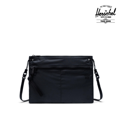 【Herschel】HS5 Alder X-Large 斜背包-黑色
