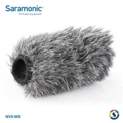 Saramonic楓笛 NV5-WS 麥克風戶外防風毛套