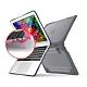 Macbook Pro Retina13吋TouchBar防摔保護殼支架/灰 product thumbnail 1