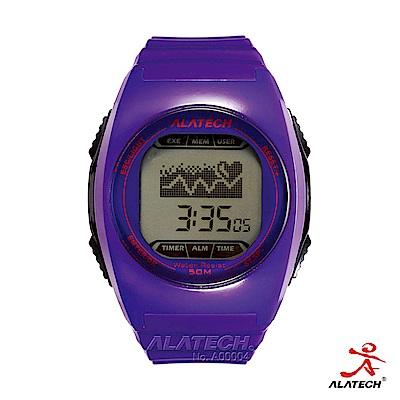 ALATECH FB005 專業健身 心率錶 –紫色