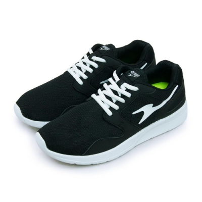 ARNOR 超輕量訓練跑鞋 極度Q彈系列 街頭黑 63800