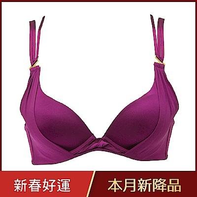 黛安芬-艾聖思神秘癮誘系列 B-D罩杯內衣 紫