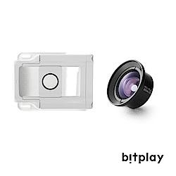 bitplay ALLCLIP 通用鏡頭夾+HD高階廣角鏡頭 玩家組合