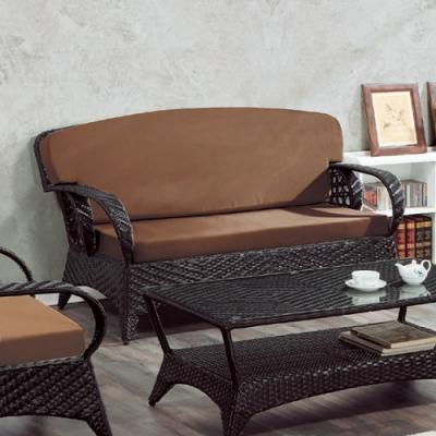 AS-高登雙人藤椅-152x84x90cm