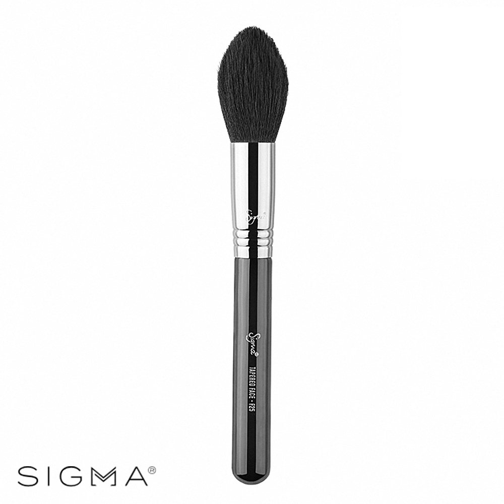 Sigma F25-尖頭化妝刷 Tapered Face Brush