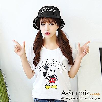 A-Surpriz BANG漁夫帽(黑)