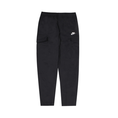 NIKE 男 AS M NSW SPE WVN UTILITY PANT 運動棉長褲 -DD5208010