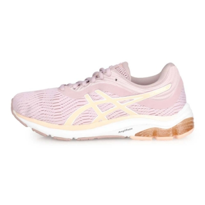ASICS 女 慢跑鞋 GEL-PULSE 11 芋紫粉橘