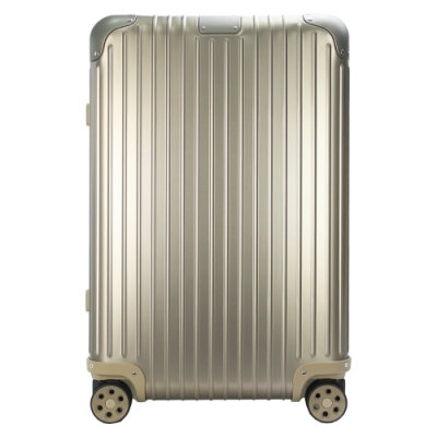 Rimowa Original Check-In M 26吋旅行箱(鈦金)