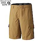 Mountain Hardwear 男款- 防潑短褲-棕色 MOM65510BN