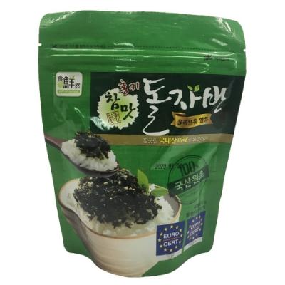 韓國 食鮮然 海苔酥-原味(70g)
