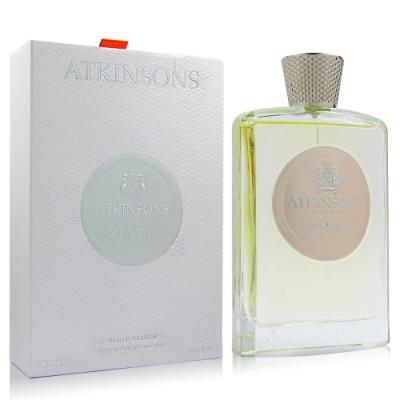 ATKINSONS MINT&TONIC沁涼檸夏EDP 100ML贈同品牌隨機針管3入小蠟燭1入