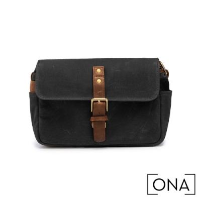 ONA Bowery 隨身相機包(1機2鏡) - 經典黑