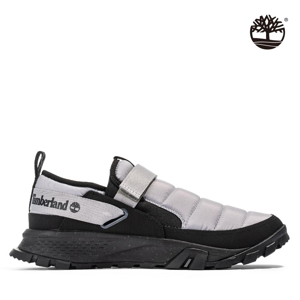 Timberland 男款灰色織布Mills Falls休閒鞋|A2CTJ