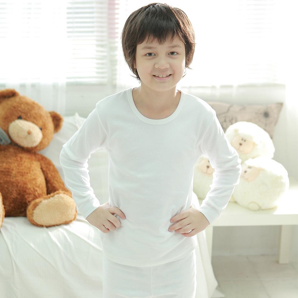 anny pepe純棉長袖上衣-圓領 product image 1
