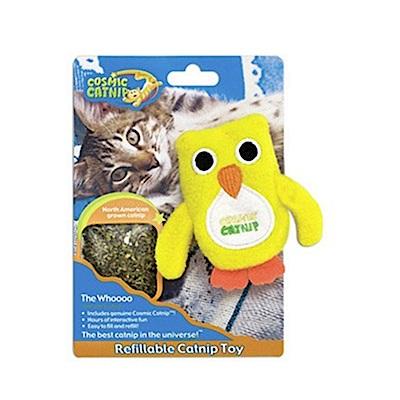 100%天然可填充貓草玩具 - 企鵝