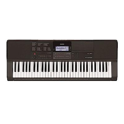 CASIO卡西歐原廠  61 鍵電子琴CT-X 700