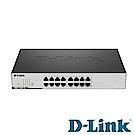 D-Link 友訊 Layer 2 Gigabit 簡易網管型交換器DGS-1100-16